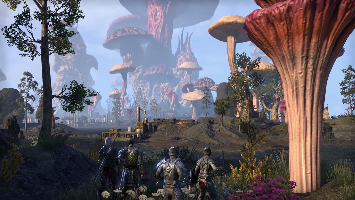 The Elder Scrolls Online Morrowind Review Thexboxhub