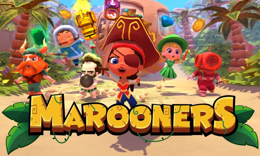 Party game Marooners gets free expansion alongside confirmation of Xbox One and PS4 release