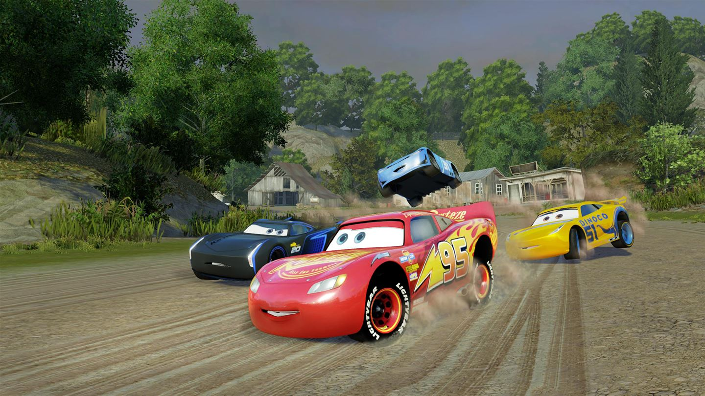 Cars  Driven To Win For Pc