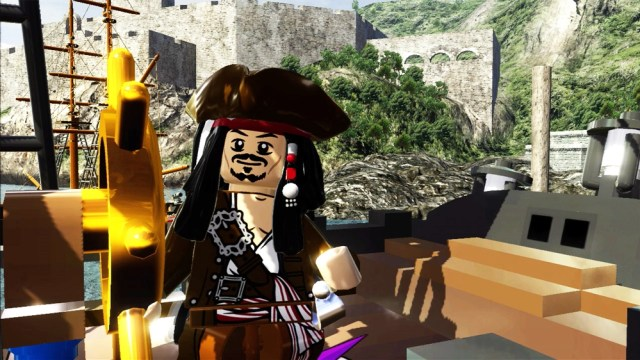 LEGO Pirates of the Caribbean: The Video Game now free on Xbox One ...
