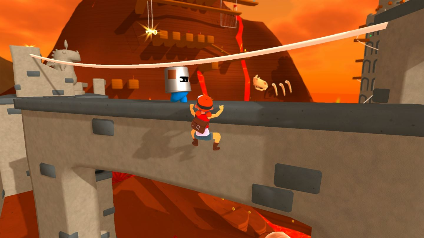 Grab Some Old School Platforming Fun As Poi Arrives On Xbox One In