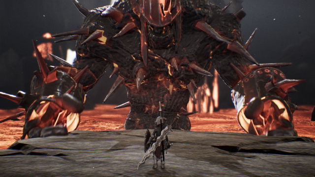 Sinner: Sacrifice for Redemption Gives Off Dark Souls Vibe