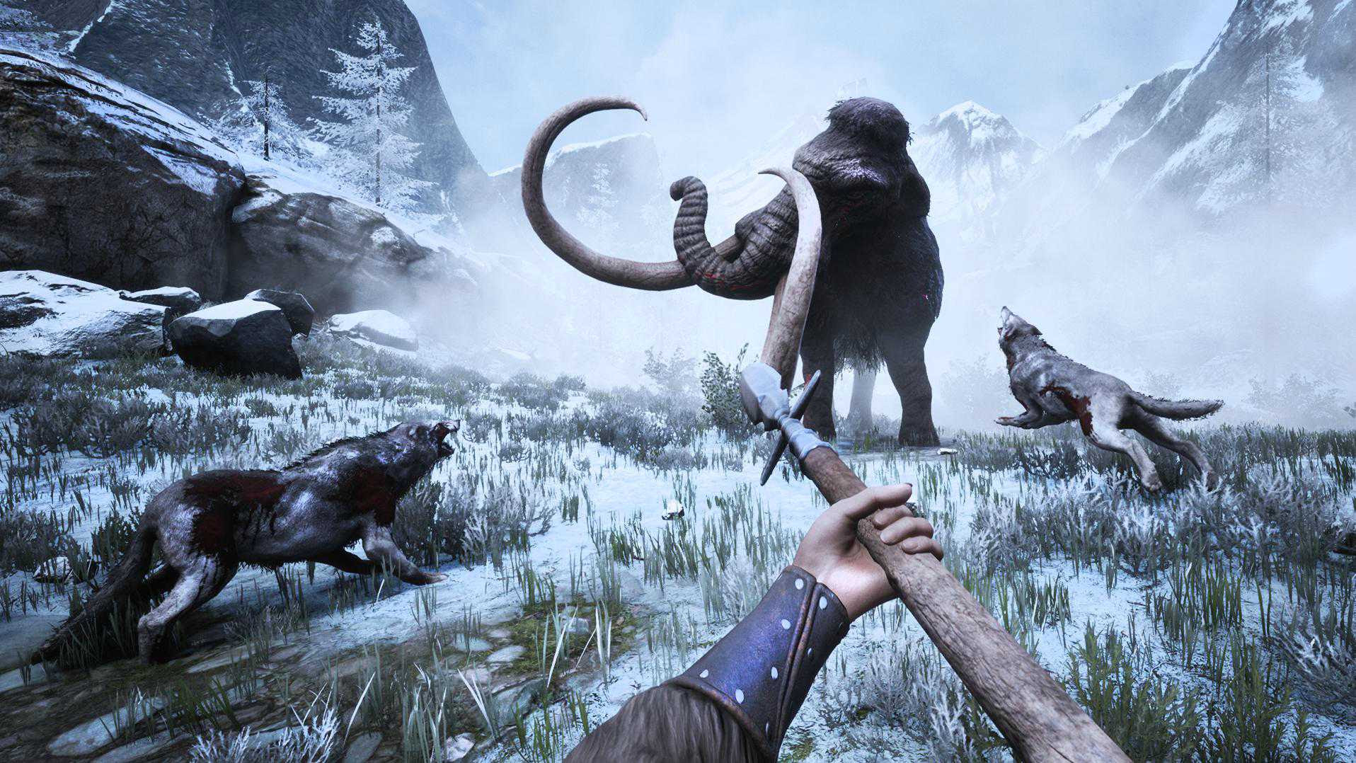 Conan Exiles Free Expansion The Frozen North Announced