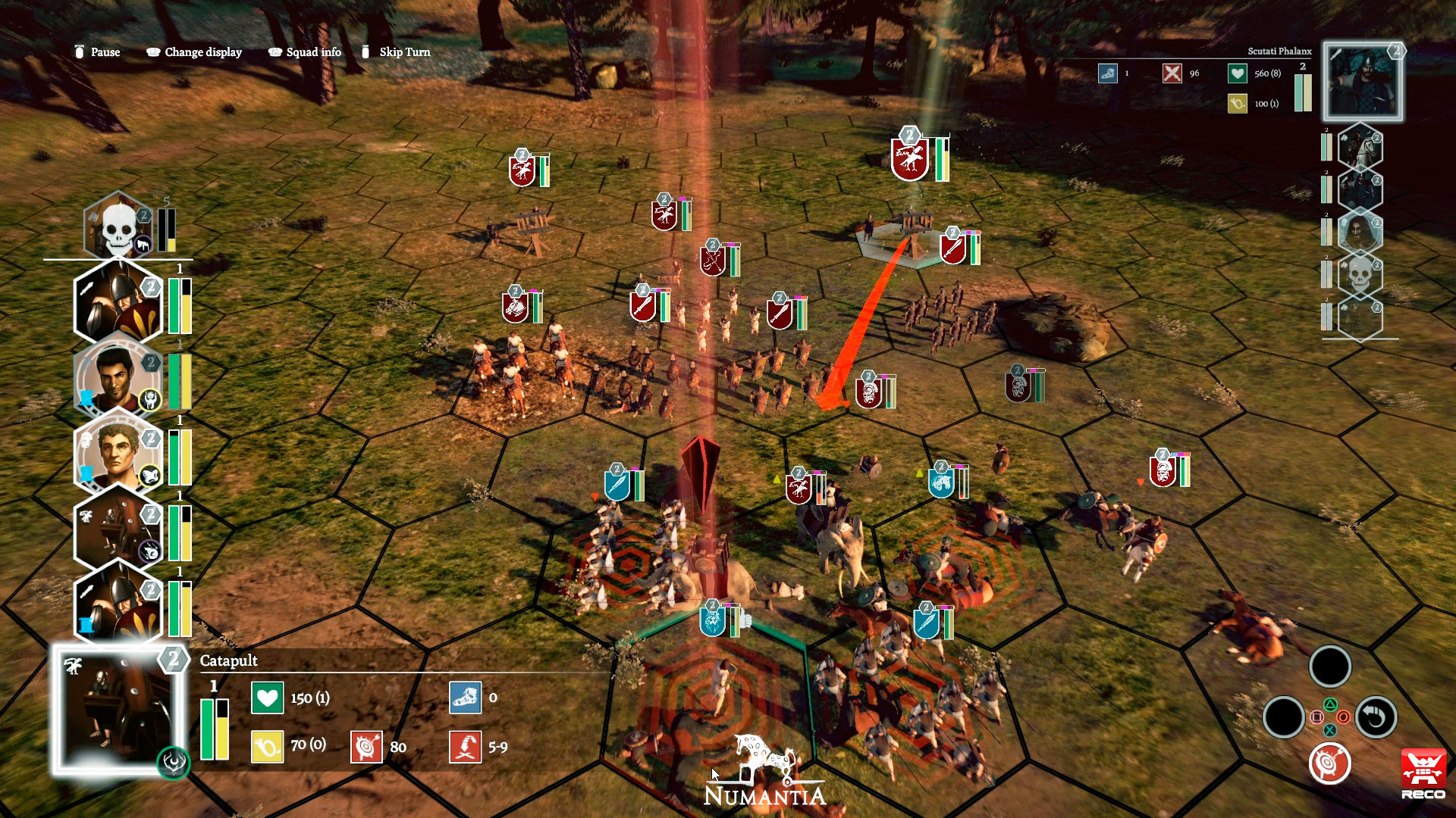 Turn-based strategy and RPG hybrid Numantia gets an ...