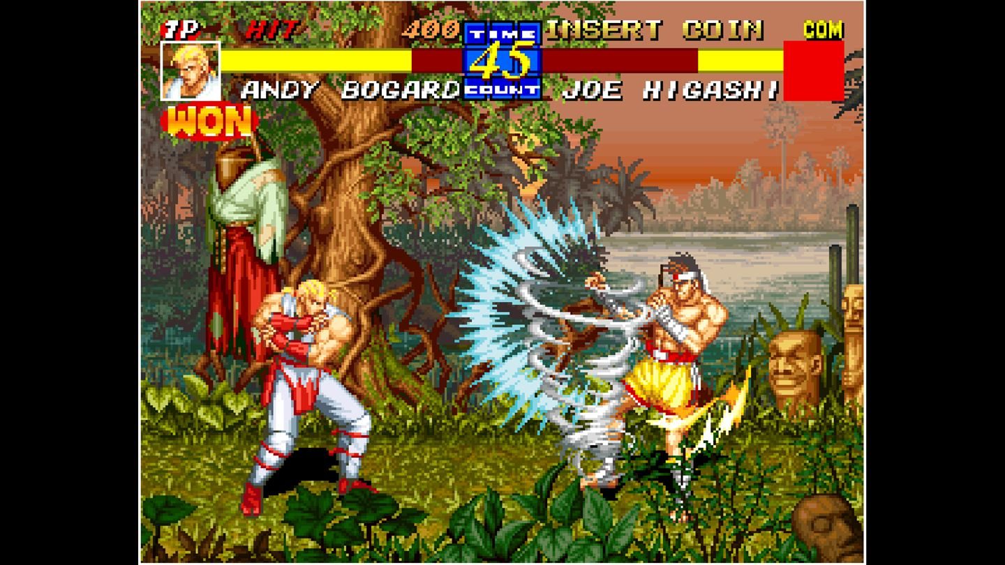 Prepare To Fight In Aca Neogeo Fatal Fury 3 Now Available On Xbox