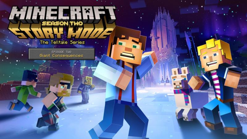 Minecraft Story Mode Season Two Episode 2 And Nintendo Switch