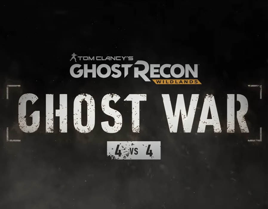 Ghost War PvP coming to Ghost Recon Wildlands in early October