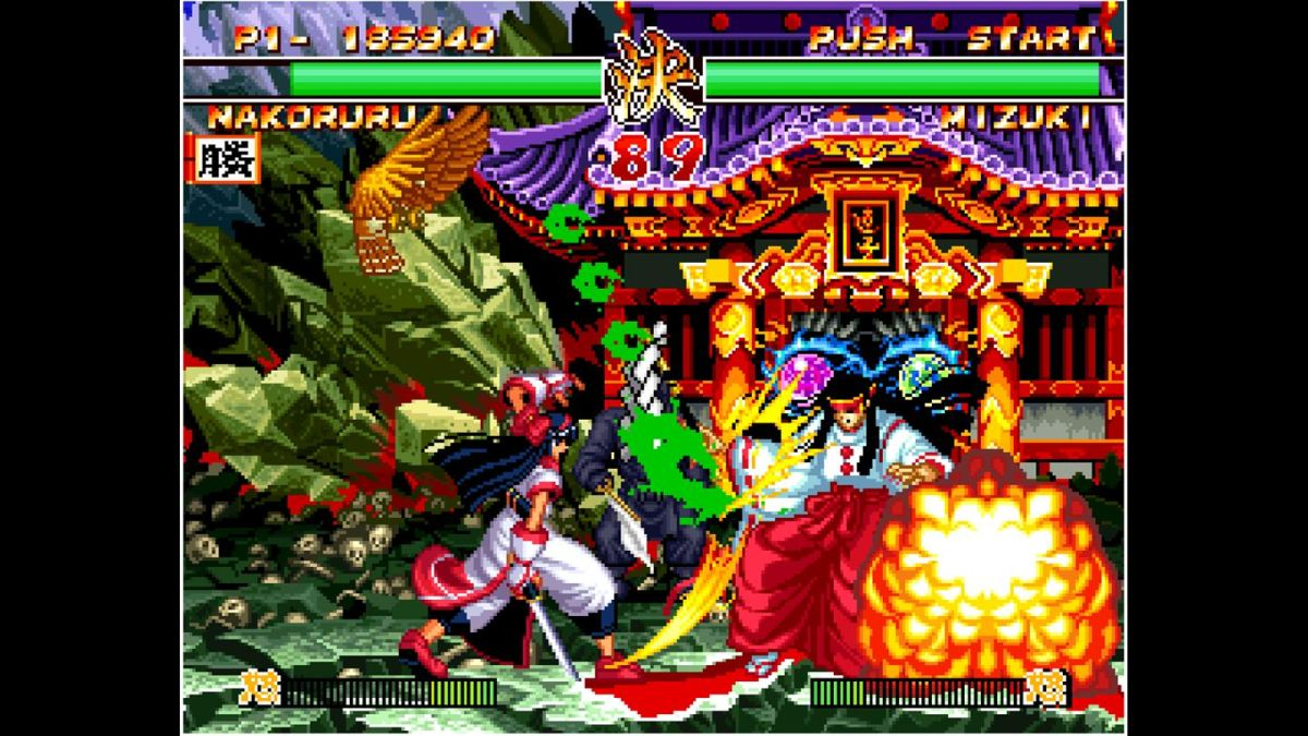 ACA NEOGEO Samurai Shodown II now available on Xbox One