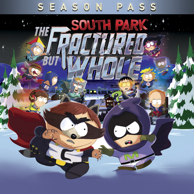 Last Night's South Park Was A Prequel To Fractured But Whole