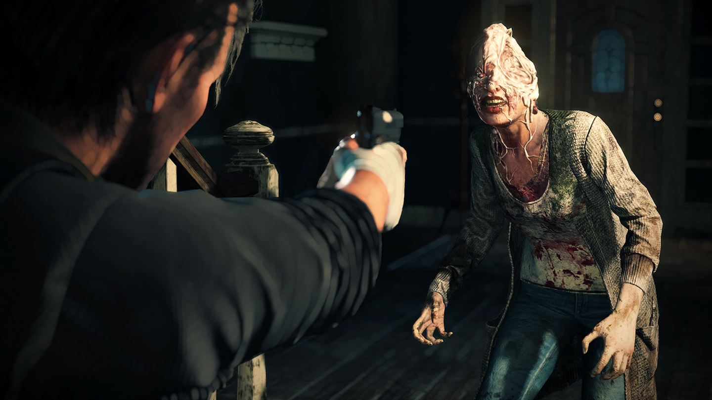 You Can Play The Evil Within 2 In First Person