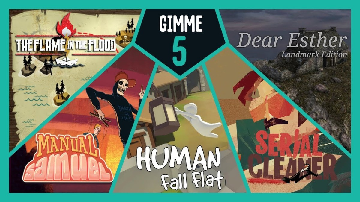 Gimme 5 Xbox One bundle delivers 5 great games at one super discounted price!