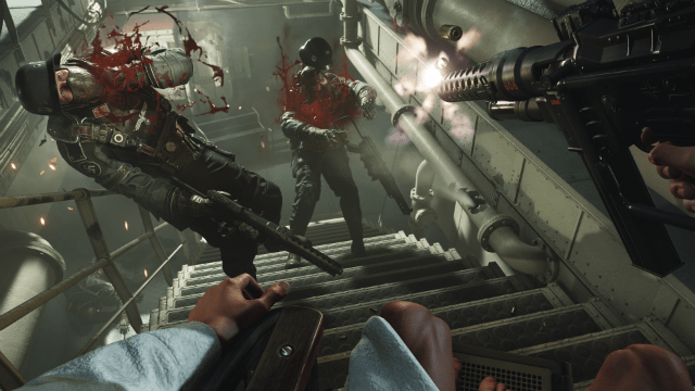 Wolfenstein II's First Full DLC Will Be Arriving On December 14
