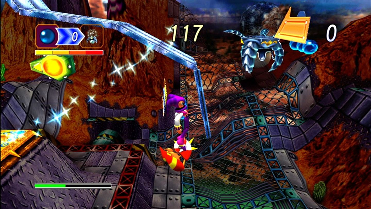 NiGHTS into dreams now available as a free Xbox One and Xbox