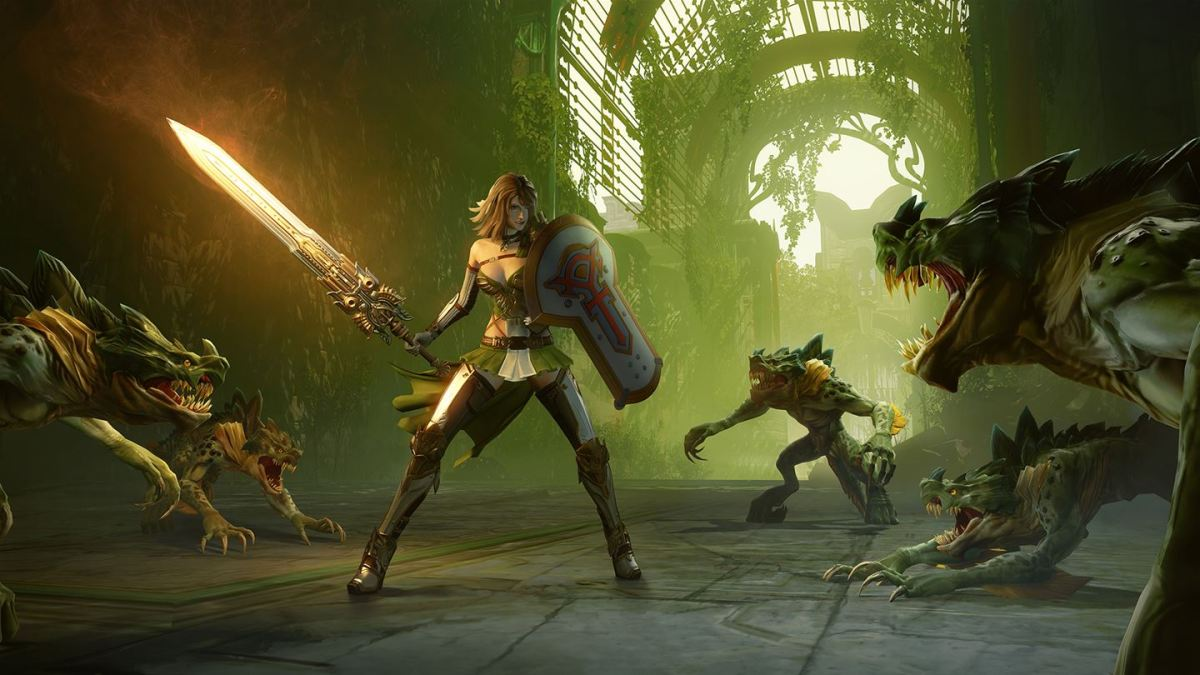 Skyforge hits early access on Xbox One with multiple Founder Packs