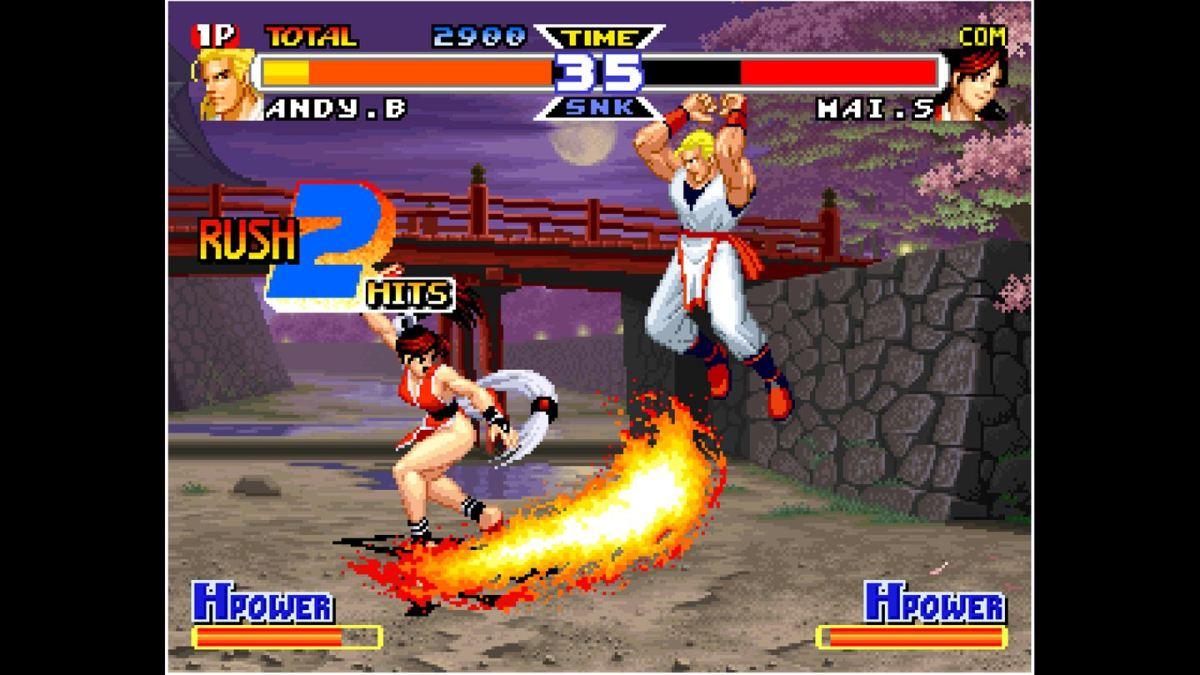 Grab a Real Bout of Fatal Fury with the latest Special NEOGEO title on Xbox One