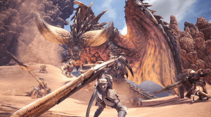 Monster Hunter World Preview - Tales from the Beta