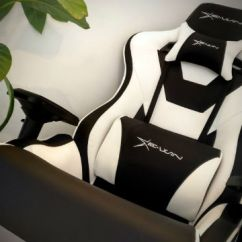 Gaming Chair Review Beach Chairs For Kids Ewin Flash Thexboxhub If We Were Able To Us Gamers Would Quite Probably Be Happy Sit With A Controller In Hand 24 Hours Day 7 Days Week 52 Weeks Year