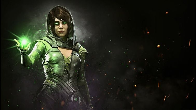 Enchantress now available in Injustice 2
