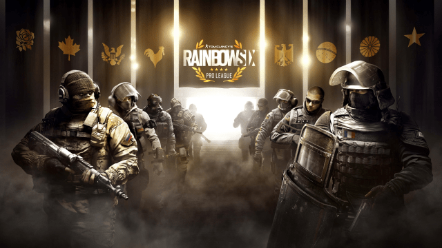Ubisoft outlines Rainbow Six esports in 2018