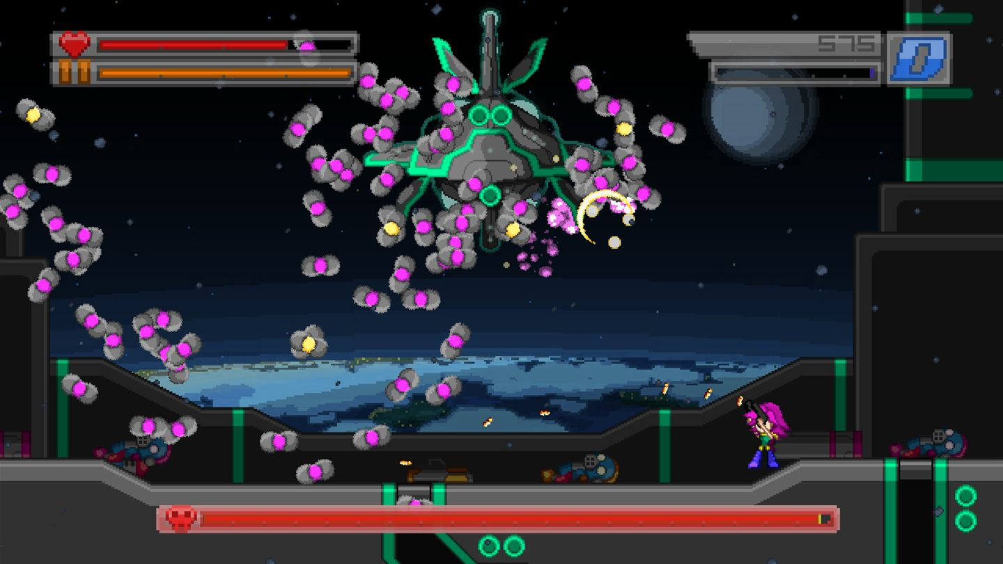 Run and gun in style as bleed 2 smashes on to xbox one thexboxhub if you remember the cartoonish slow motion shooting style of the original bleed which released on xbox one last year then you can expect bleed 2 to blow voltagebd Choice Image