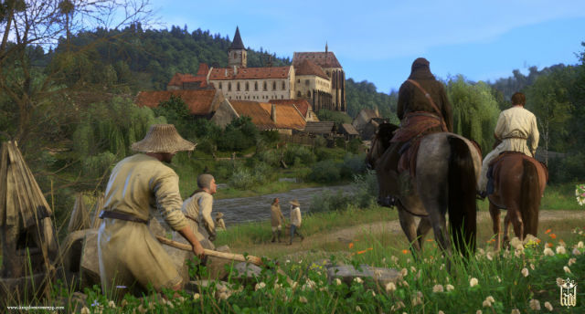 how to know what version you are kingdom come deliverance