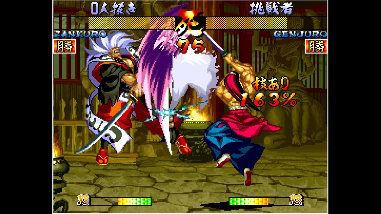 Samurai shodown 3 download on games4win.