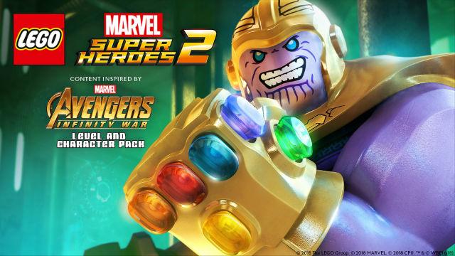 LEGO Marvel Super Heroes 2 Marvel's Avengers: Infinity War DLC ...