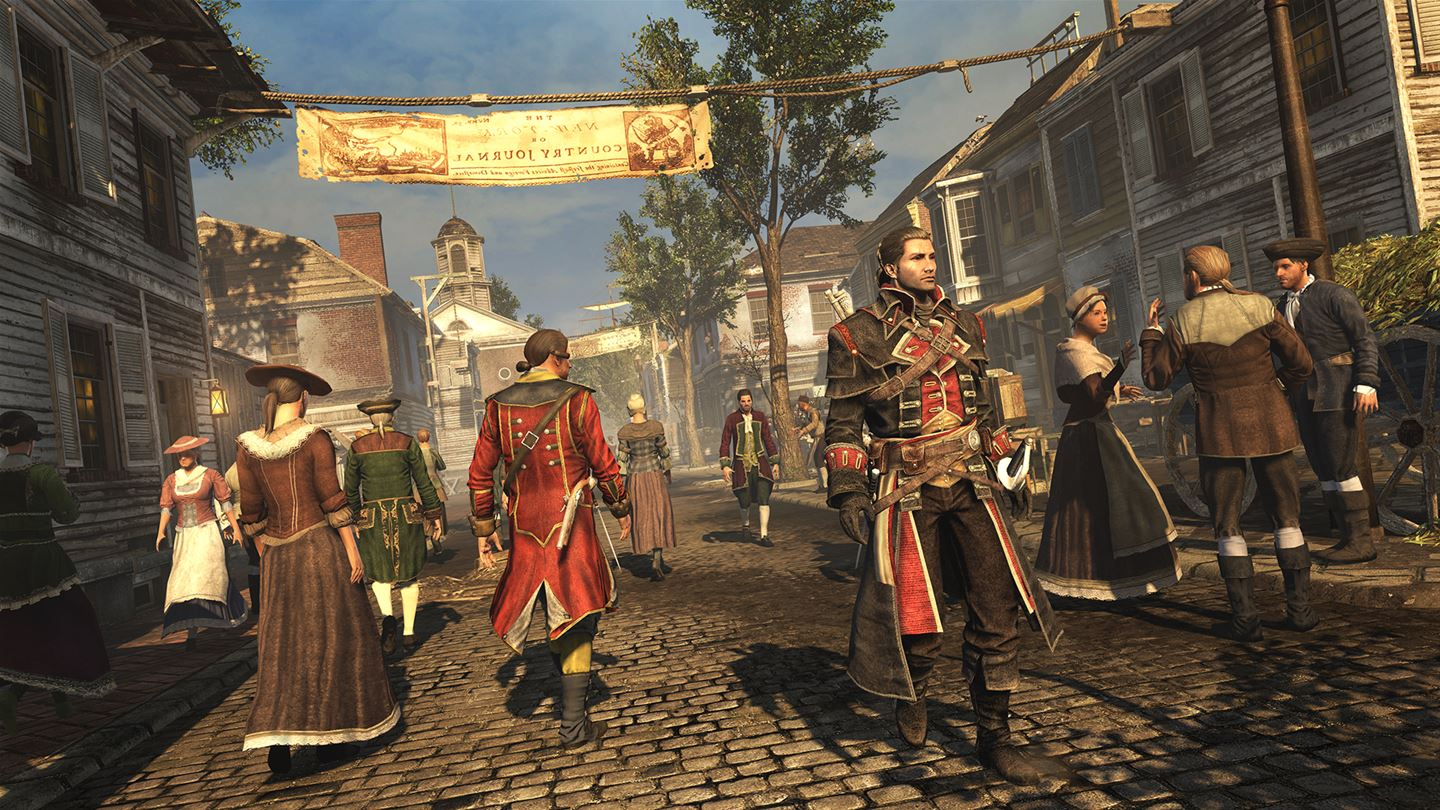 Assassin S Creed Rogue Remastered Review Thexboxhub