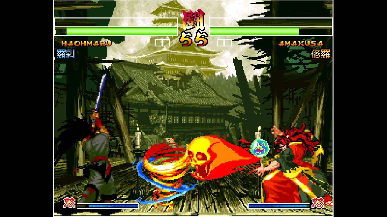Download samurai shodown iv android games apk 4804278 classic.