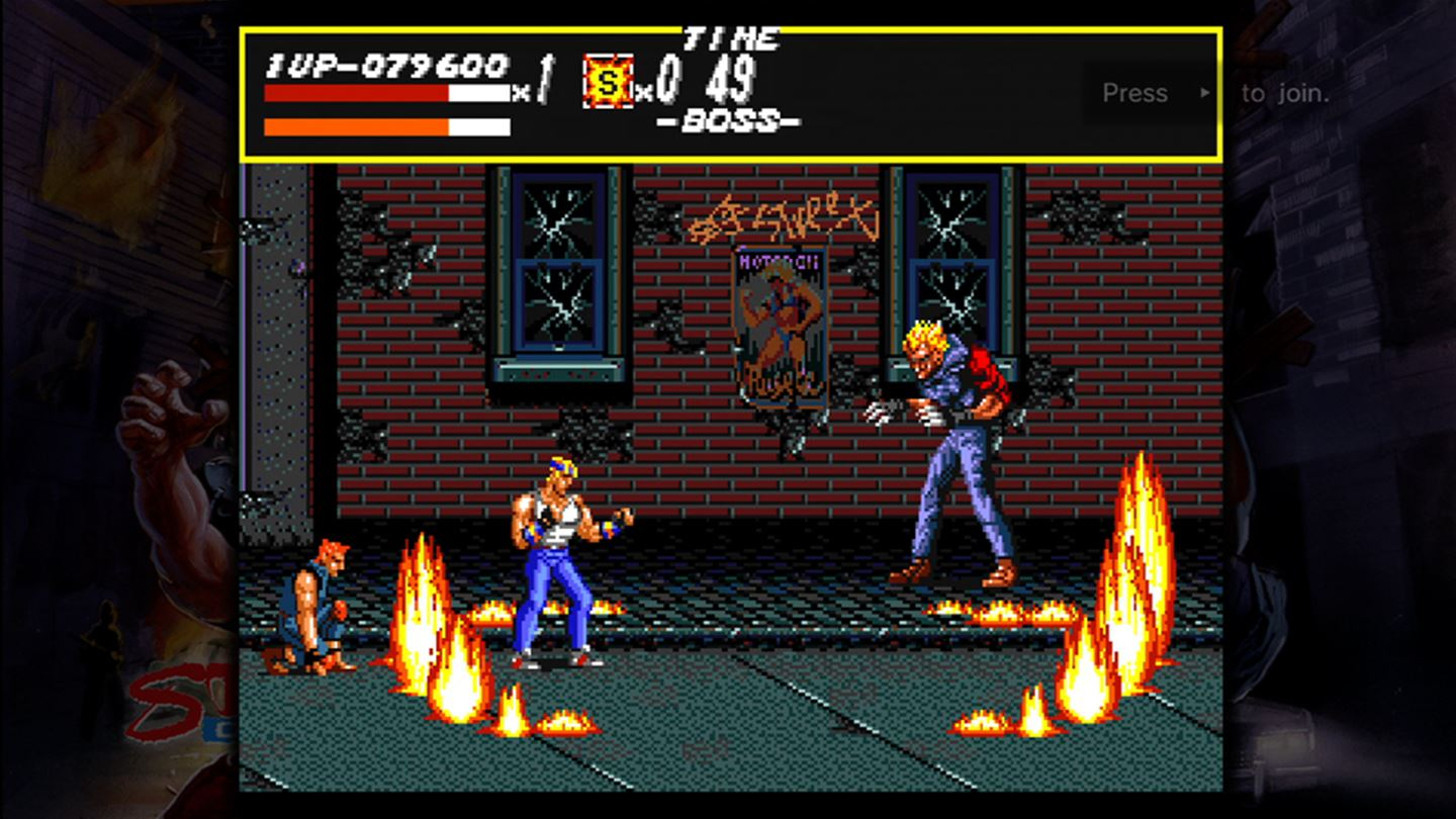 Sega Vintage Collection: Streets of Rage goes free early on