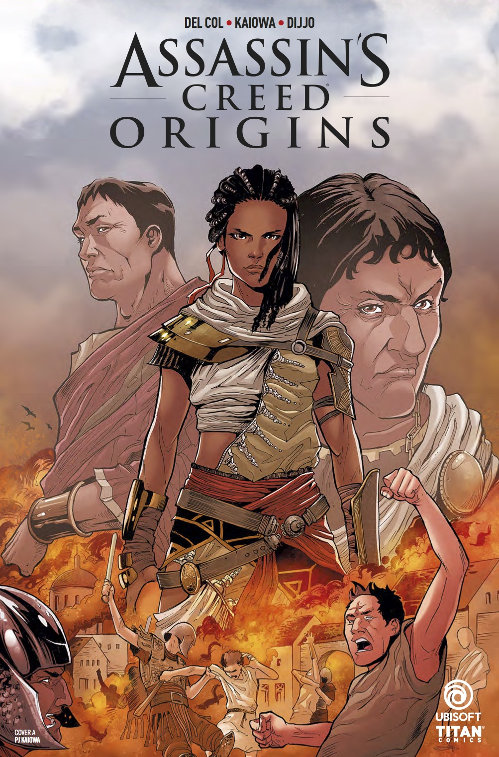 Assassin S Creed Origins 2 Comic Review Thexboxhub
