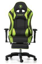 SB909771 snakebyte Gaming Seat yellow Bulk 01