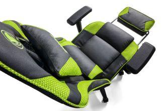 SB909771 snakebyte Gaming Seat yellow Bulk 09