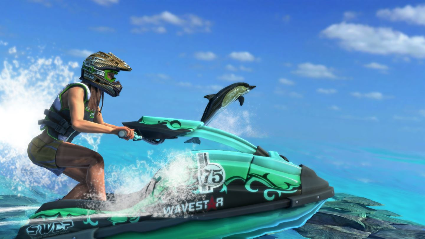 Get the most intense racing experience of your life with Aqua Moto Racing Utopia on Xbox One | TheXboxHub