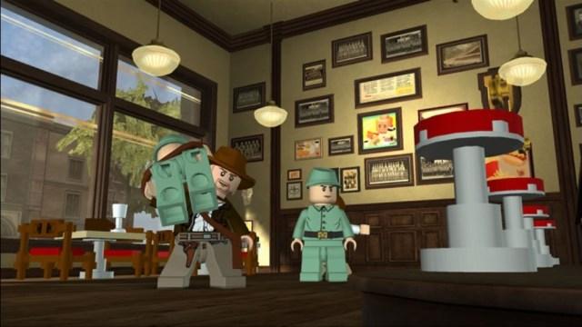 Lego Indiana Jones 2 Is Now Free On Xbox One And Xbox 360