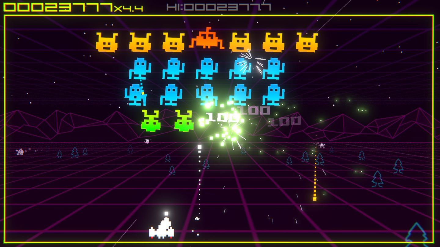 Topple The Leaderboard With Old School Alien Shooter Super