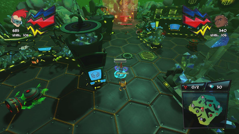 Reactor Redux Game