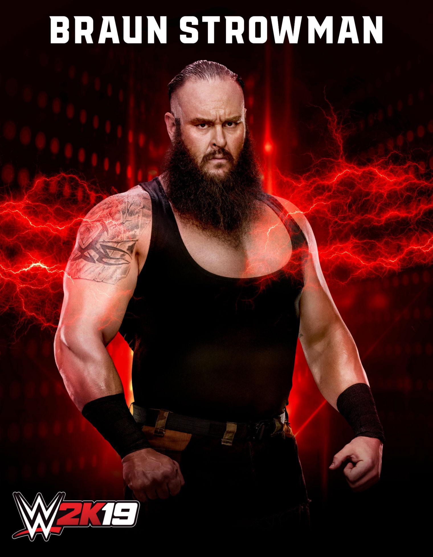 WWE 2K19 Roster Reveal Full List | TheXboxHub
