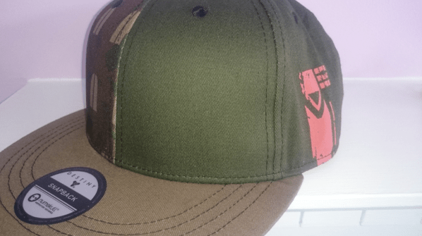 cd7ce2e19bf The hat is exceptionally well stitched together and there are no bits of  extra cotton sticking out. It feels robust and strong enough to take a  couple of ...
