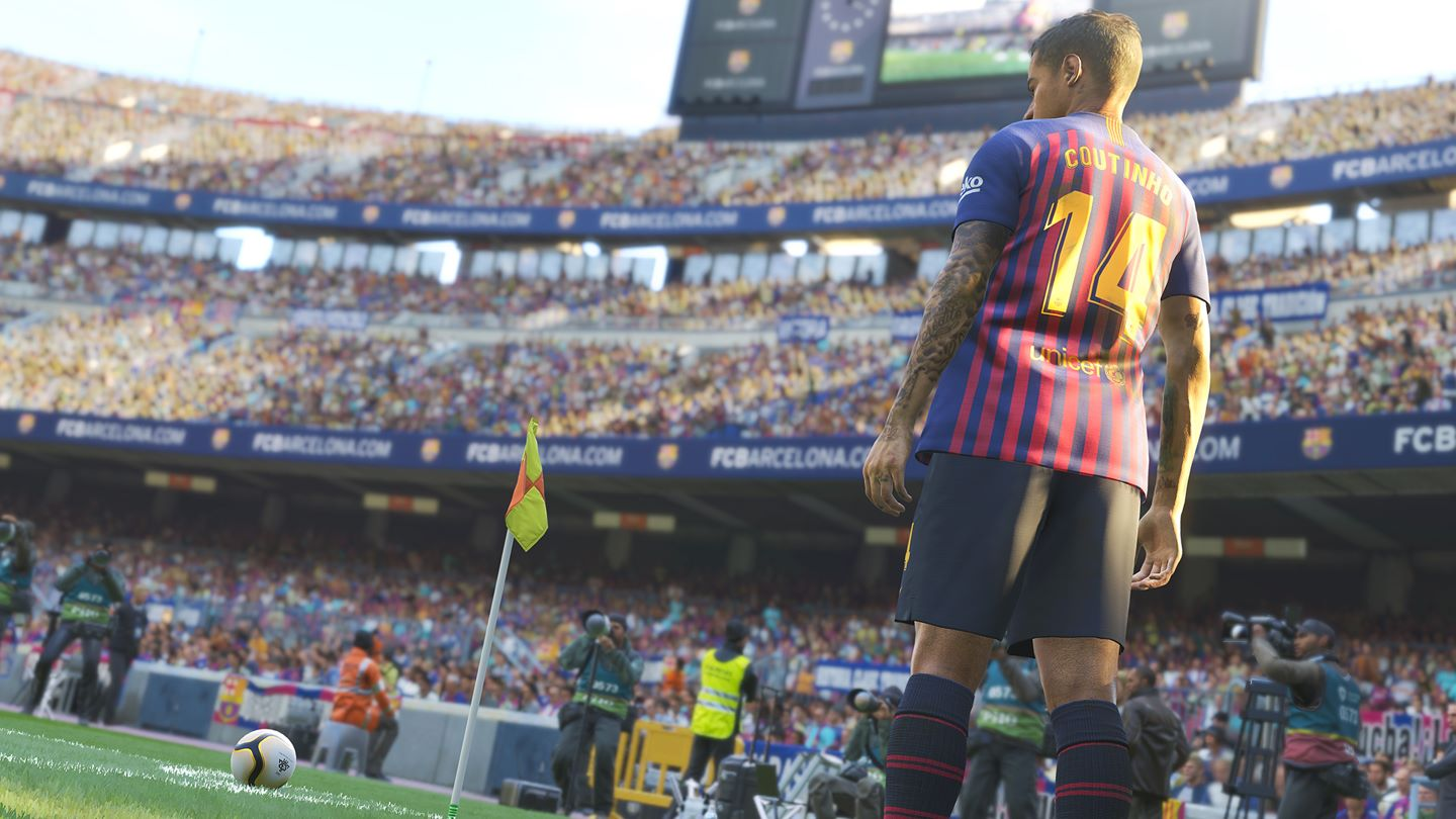 Pro Evolution Soccer 2019 Review | TheXboxHub