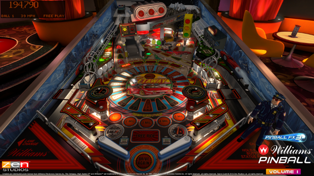 Pinball FX3 – Williams Pinball: Volume 1 Review | TheXboxHub