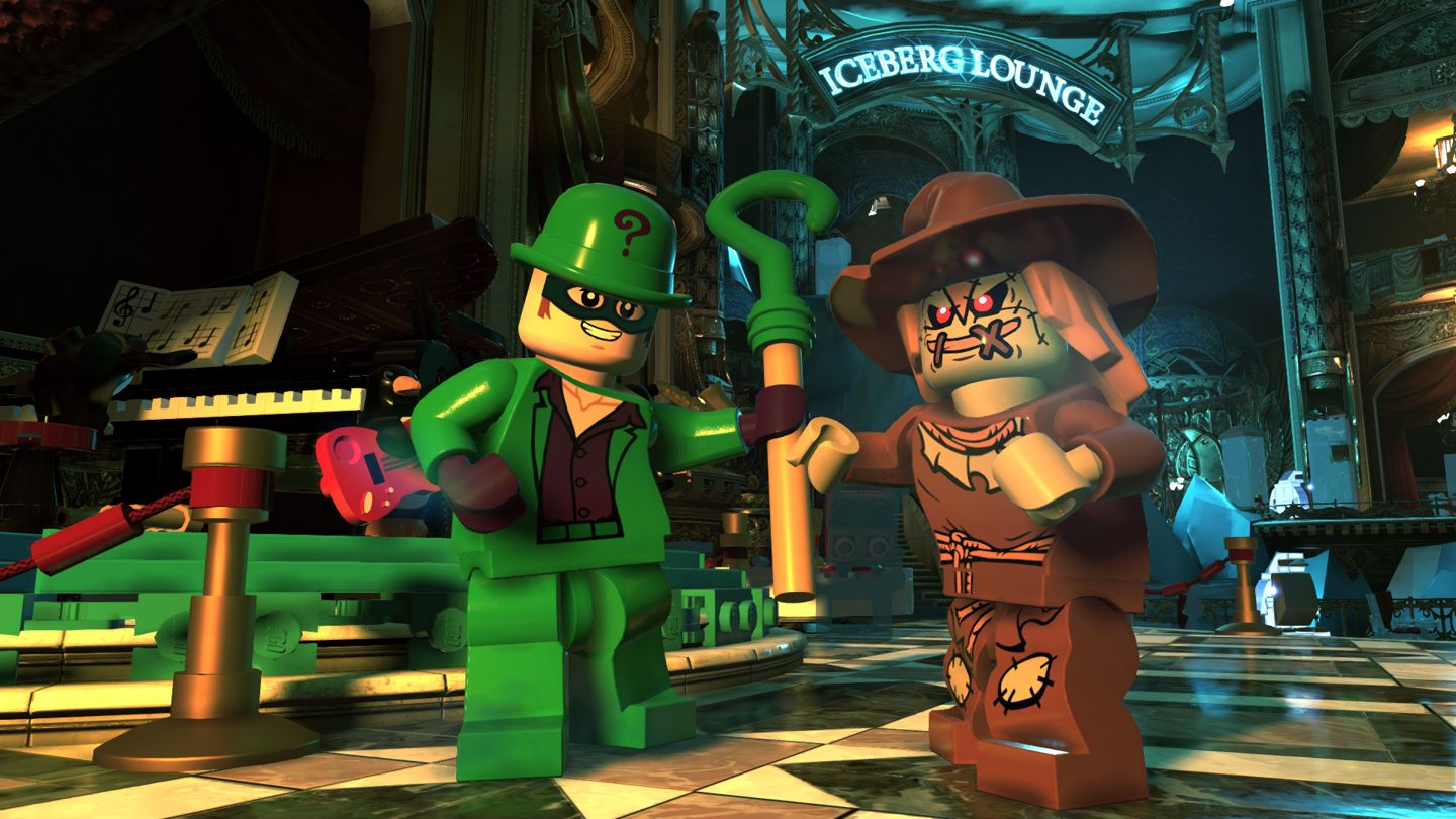 Image result for lego dc villains Switch