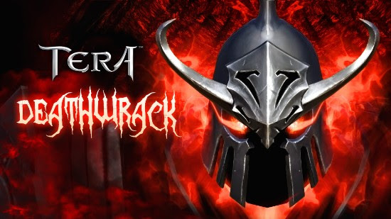 New free Deathwrack update for TERA brings new dungeons, gear