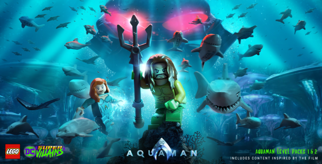 lego dc super villains aquaman