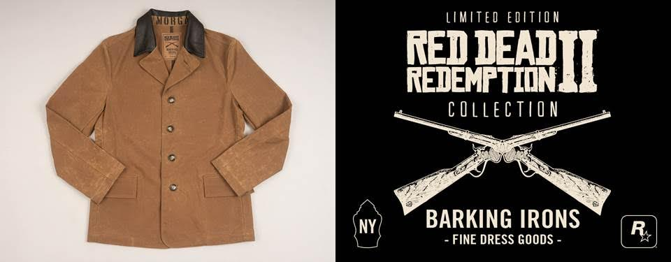 Limited Edition Red Dead Redemption 2 Collection by Barking