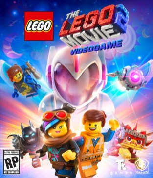 the lego movie 2 videogame art
