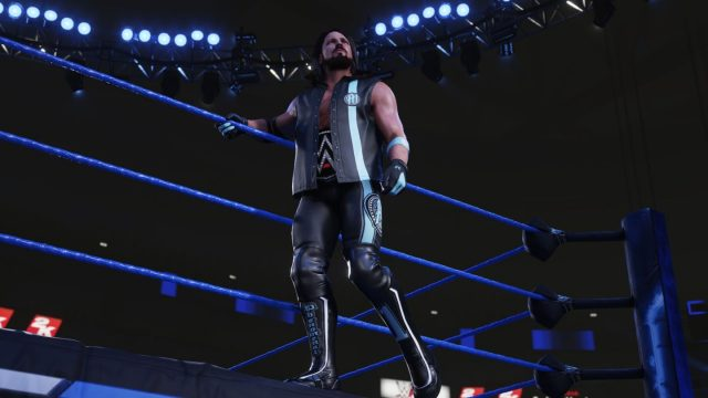 wwe 2k19 review xbox one 4
