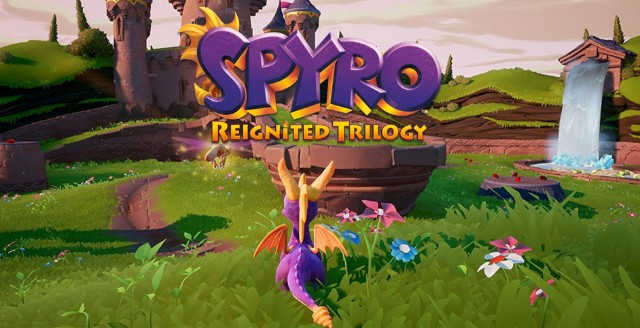 spyro reignited trilogy