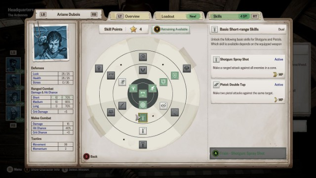 Achtung! Cthulhu Tactics review xbox one 3
