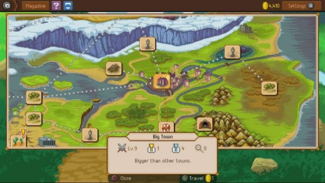 knights of pen and paper 2 xbox one 4